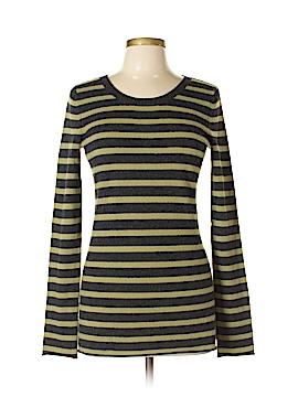 Aqua Cashmere Cashmere Pullover Sweater Size L