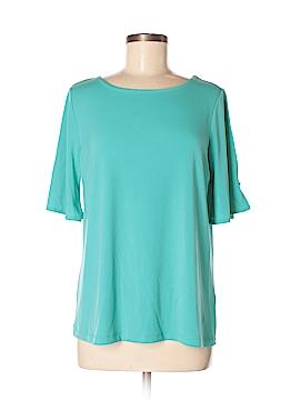 Susan Graver Short Sleeve Top Size S