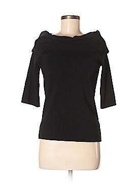 Josephine Chaus Short Sleeve Silk Top Size S
