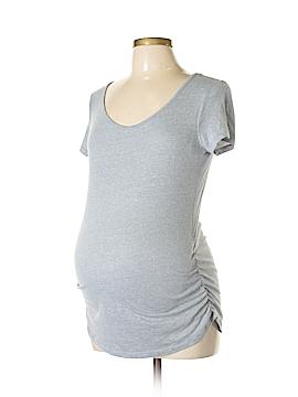 Ambiance Apparel Short Sleeve T-Shirt Size XL (Maternity)