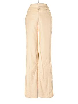 CAbi Linen Pants Size 4