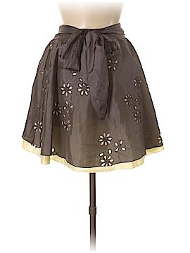 Tara Jarmon Silk Skirt Size M
