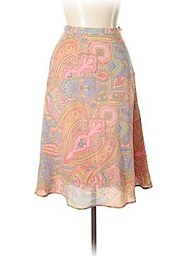 Liz Claiborne Silk Skirt Size 10