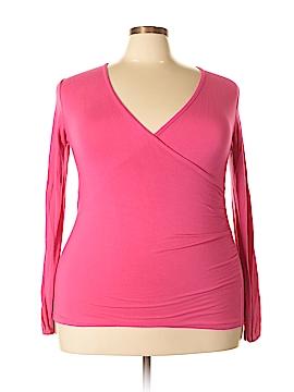 Grace Long Sleeve Top Size 1X (Plus)
