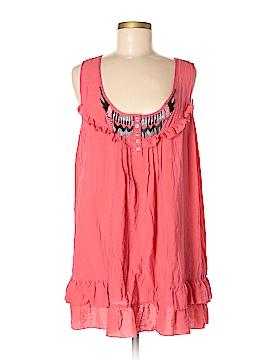 Fashion Bug Sleeveless Blouse Size 0X (Plus)