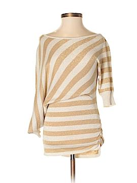 Derek Heart Pullover Sweater Size S
