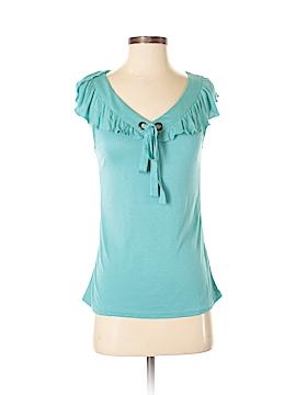Marks & Spencer Short Sleeve Top Size S