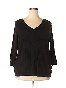 Avenue Pullover Sweater Size 22 /24Plus (Plus)