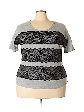 Lane Bryant Short Sleeve Top Size 14 - 16 Plus (Plus)