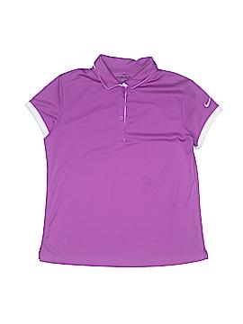 Nike Short Sleeve Polo Size X-Large (Youth)