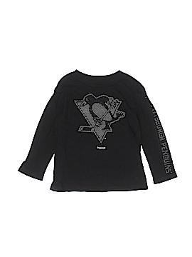 Reebok Long Sleeve T-Shirt Size 4