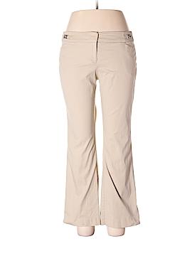 7th Avenue Design Studio New York & Company Khakis Size 12
