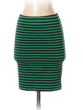 Hi-Line Denim Skirt Size S
