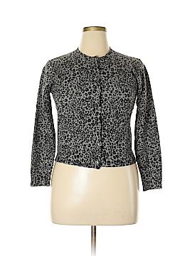 Pierre Cardin Wool Cardigan Size L