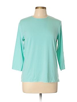 Hue 3/4 Sleeve T-Shirt Size XL