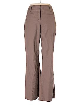 Ann Taylor Factory Khakis Size 10