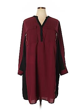 Lane Bryant Casual Dress Size 28 (Plus)