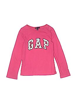 Gap Kids Outlet Long Sleeve T-Shirt Size 6 - 7