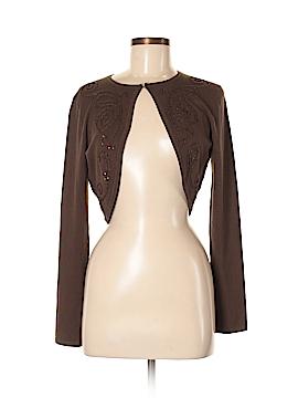 WD.NY Silk Cardigan Size M