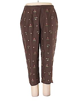 Talbots Silk Pants Size 18w Petite (Plus)