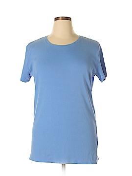 KIRKLAND Signature Short Sleeve T-Shirt Size 3X (Plus)