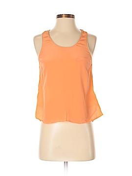 Maeve Sleeveless Silk Top Size 2 (Petite)