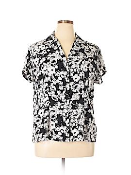Covington Short Sleeve Blouse Size 16 - 18