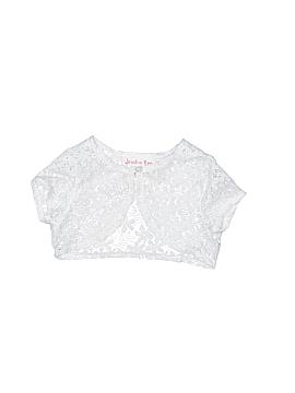 Jessica Ann Shrug Size 2T