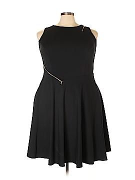 ABS Allen Schwartz Cocktail Dress Size 1X (Plus)
