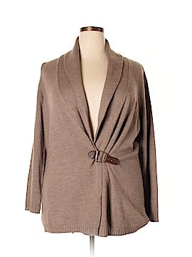 Cynthia Rowley for T.J. Maxx Wool Cardigan Size 1X (Plus)