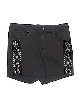 Melissa McCarthy Seven7 Denim Shorts Size 14w