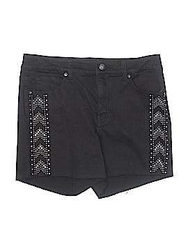 Melissa McCarthy Seven7 Denim Shorts Size 16w