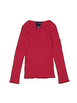 Ralph Lauren Pullover Sweater Size 4