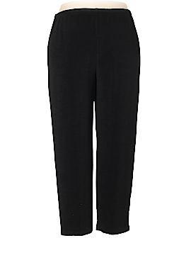 Ronni Nicole II Casual Pants Size 24 (Plus)