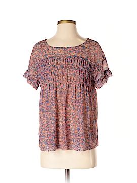 Deletta Short Sleeve Blouse Size XS