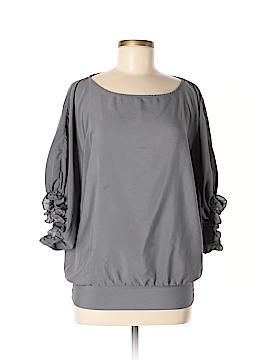 New Balance 3/4 Sleeve Blouse Size M