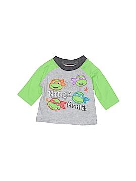 Nickelodeon 3/4 Sleeve T-Shirt Size 0-3 mo
