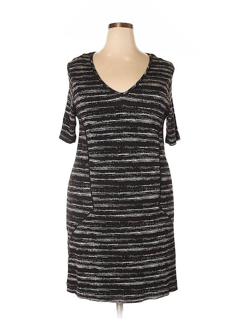 Tart Women Casual Dress Size 1X (Plus)