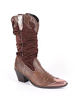 Splash Boots Size 9