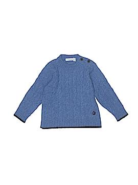 JoJo Maman Bebe Wool Pullover Sweater Size 12-18 mo