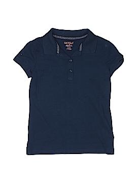 Cat & Jack Short Sleeve Polo Size 7 - 8