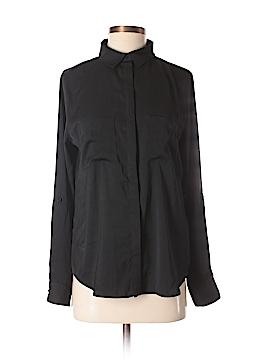 Dockers Long Sleeve Button-Down Shirt Size S