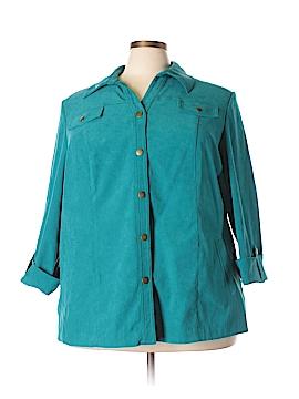 JM Collection Jacket Size 24 (Plus)