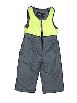 London Fog Snow Pants With Bib Size 18 mo