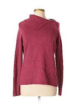 Derek Heart Pullover Sweater Size 1X (Plus)