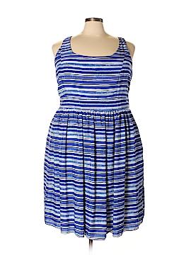 City Chic Casual Dress Size 22 (L) (Plus)
