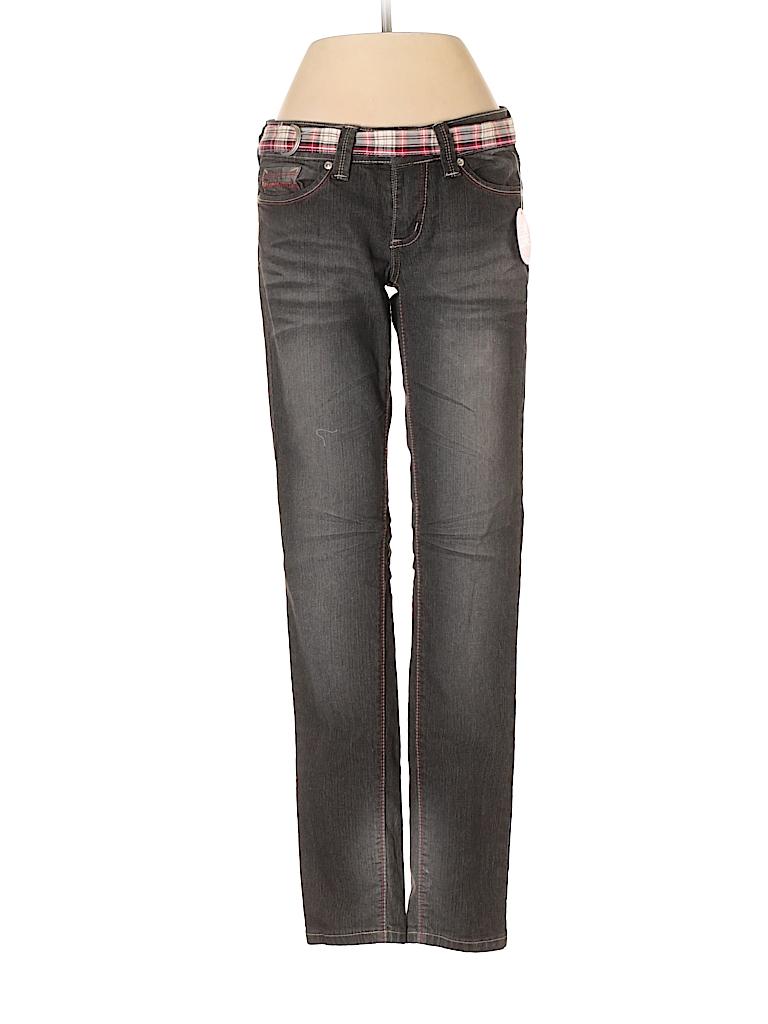 f8ac191f679 Bongo Plaid Black Jeans Size 5 - 76% off