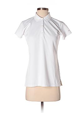 Columbia Short Sleeve Polo Size S