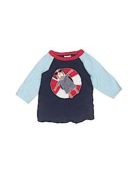 Mud Pie 3/4 Sleeve T-Shirt Size 24 mo