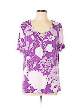 Jaclyn Smith Short Sleeve Top Size XL